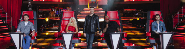 The Voice Was Great